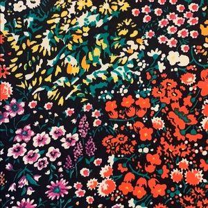 GAP Skirts - GAP floral skirt